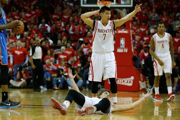 Fatal Flaws That Sunk Houston Rockets' Season
