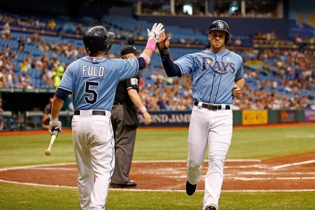 Tampa Bay Rays First Quarter Grades