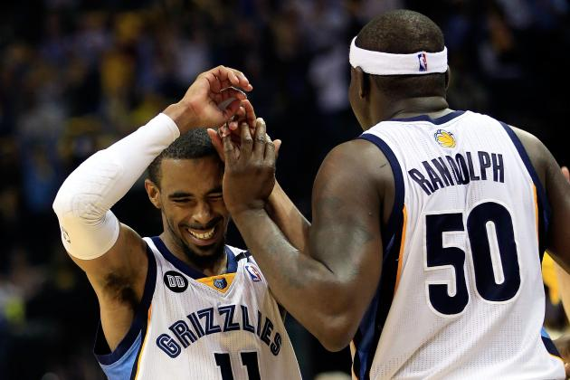 NBA Picks: Memphis Grizzlies vs. San Antonio Spurs, Game 1