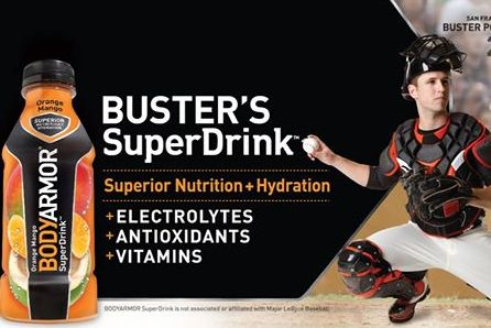 Buster Posey Talks to B/R About Giants Baseball, New Sports Drink and More