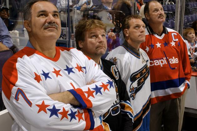 Ranking the 5 Greatest Centers in Washington Capitals History