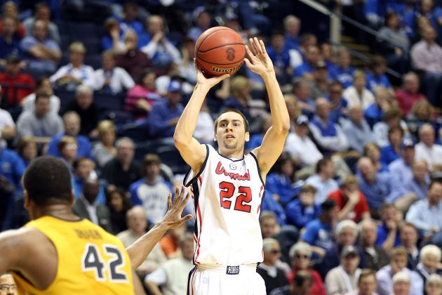 Ranking the Top 10 3-Point Threats in NCAA Basketball for 2013-14 Season