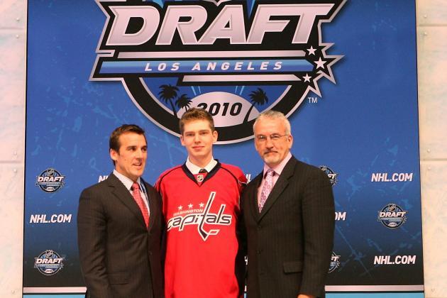 Updates on Where Washington Capitals' 2010 Draft Picks Are Now