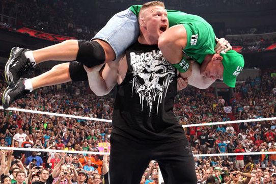 Ranking Brock Lesnar's 7 Most Devastating WWE Moves