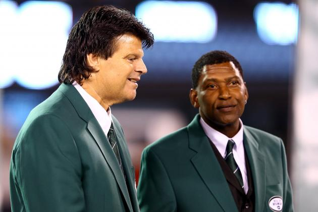 The 25 Greatest Players in New York Jets' History