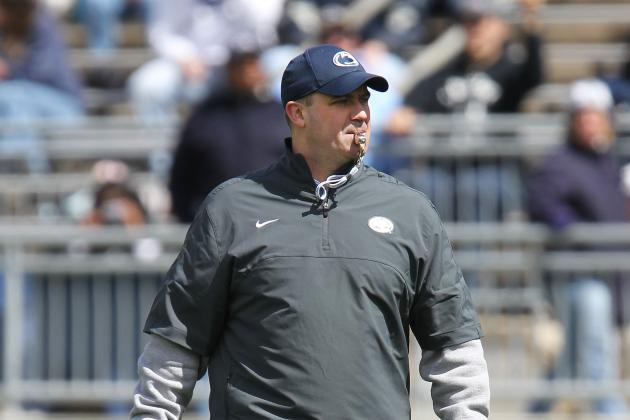 Bill O'Brien's 3 Biggest Challenges for Penn State in 2013