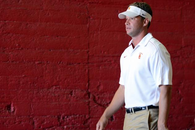 USC Football: Kiffin's 5 Biggest Challenges for Trojans in 2013