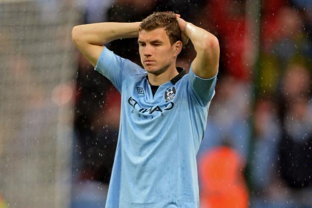 Player-by-Player Grades of Manchester City's 2012-13 Premier League Squad
