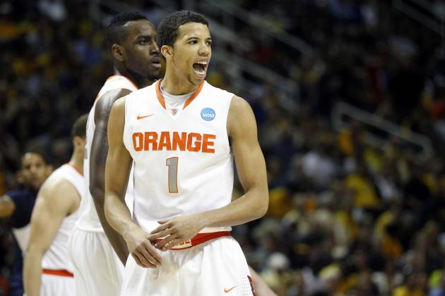 Best and Worst-Case 2013 NBA Draft Scenarios for Top 10 Prospects