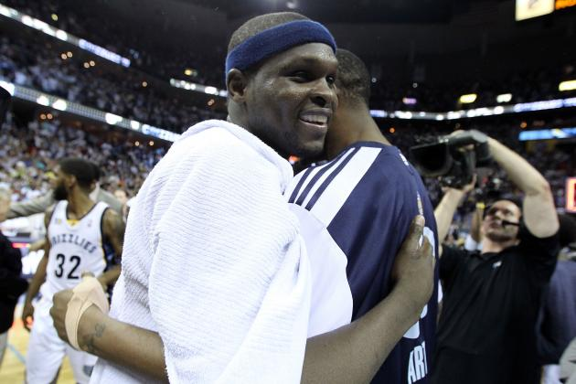 Grizzlies vs. Spurs Western Conference Finals Is More Awesome Than You Think