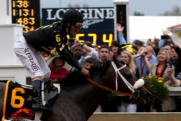 Preakness 2013: Winners and Losers from Pimlico