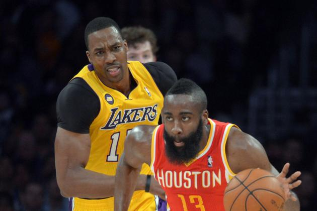 Ranking Best 2013 Free Agent Fits for James Harden's Houston Rockets