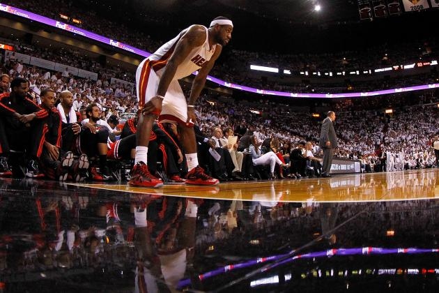 Fact vs. Fiction from Miami Heat's NBA Playoff Performance so Far