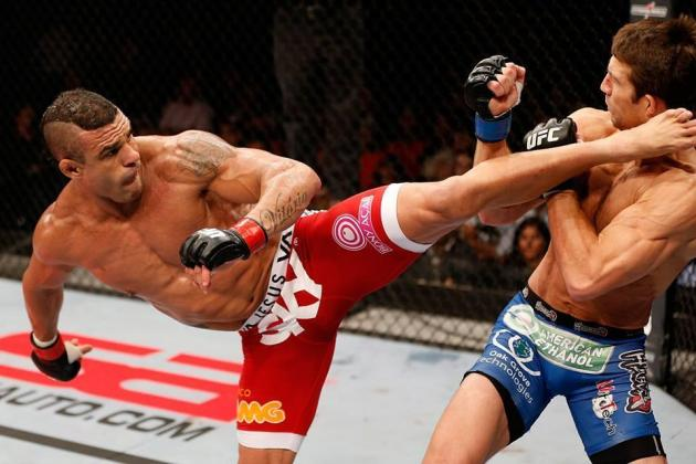 Belfort vs. Rockhold Fight Card: Post UFC on FX 8 Stock Report