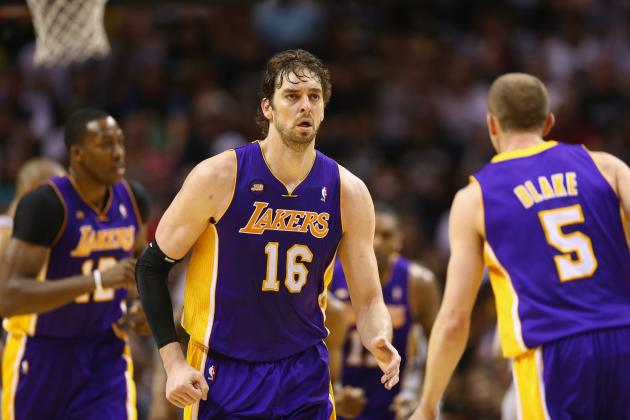 5 Teams Guaranteed to Have an Interest in Trading for Pau Gasol