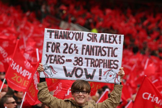 Ranking the 2012-13 Premier League's Top 5 on Fanbase Satisfaction Levels