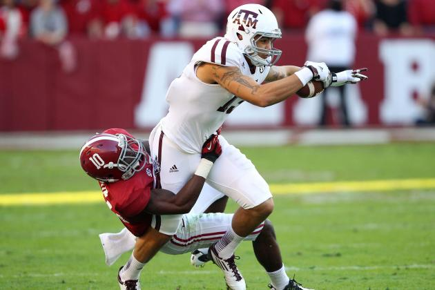 Texas A&M Football: Toughest Positional Matchups for the Aggies in the SEC