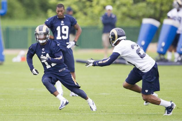 St. Louis Rams: What to Watch for at OTAs