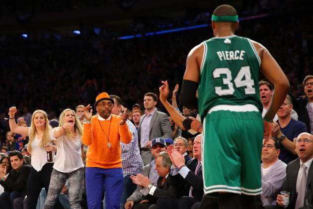 Potential Landing Spots for Paul Pierce