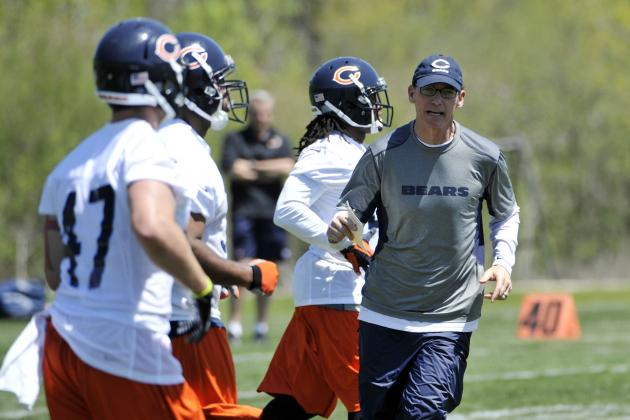 Chicago Bears: What to Watch for at OTAs
