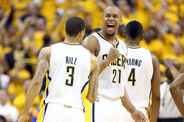 2013 NBA Playoffs: Indiana Pacers' Formula for Beating the Miami Heat