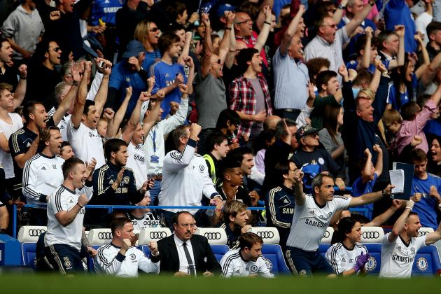 Rating the Chelsea Players in 2-1 EPL Finale Win over Everton
