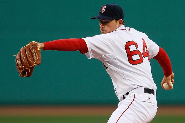 Boston Red Sox: Stock Up, Stock Down for Team's Top 10 Prospects for Week 7