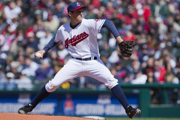 Stock Up, Stock Down for Cleveland Indians Top 10 Prospects for Week of May 13