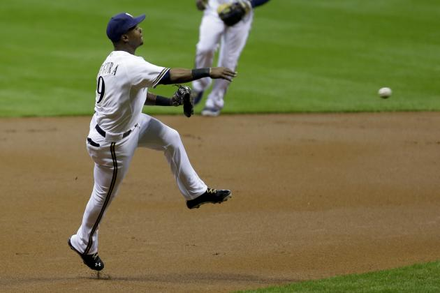 Ranking Jean Segura Among MLB's Best Shortstops