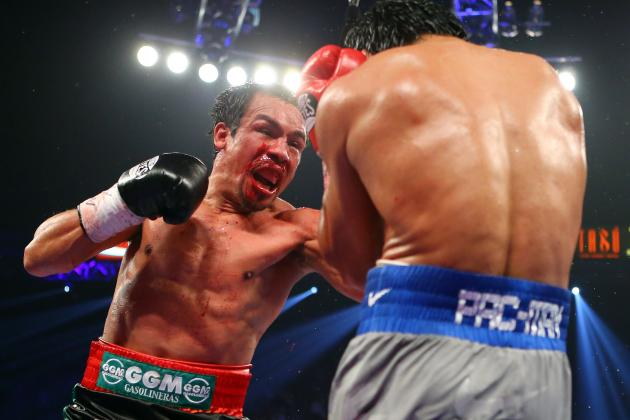 Why Juan Manuel Marquez vs. Timothy Bradley Is Guaranteed to Disappoint
