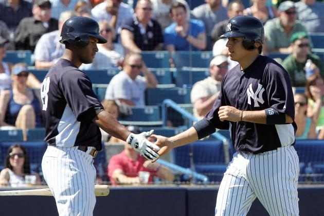 NY Yankees: Stock Up, Stock Down for Yankees' Top 10 Prospects for Week 7