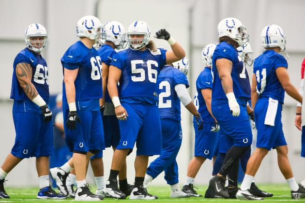 Indianapolis Colts: What to Watch for at OTAs