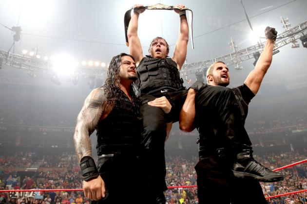 WWE Extreme Rules 2013 Results: Winners and Losers from Sunday's Showdown