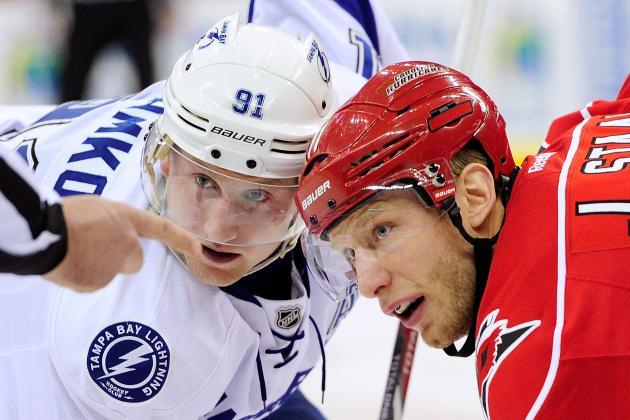 The 5 Biggest Storylines to Follow During Tampa Bay Lightning's Offseason