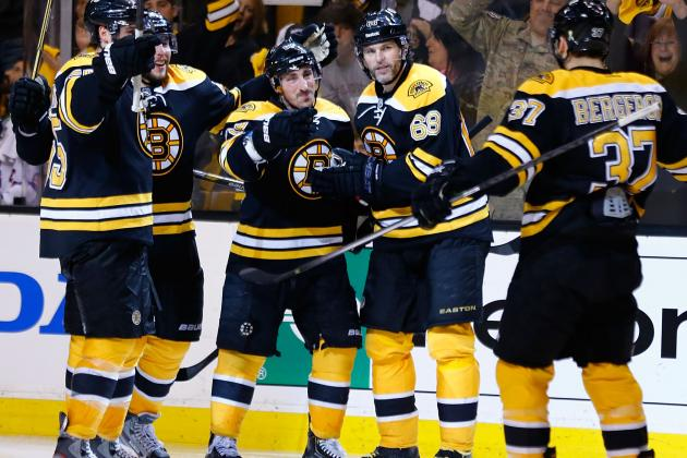 Winners and Losers of the NHL Playoff Weekend