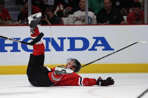 NHL Playoffs 2013: Which Superstars Haven't Met Expectations During Postseason?