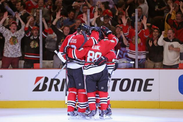 Chicago Blackhawks' 5 Most Impressive Players During 2013 Playoffs