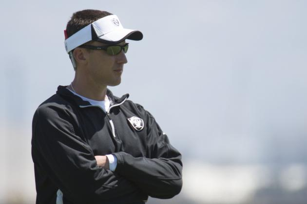 Oakland Raiders: What to Watch for at OTAs