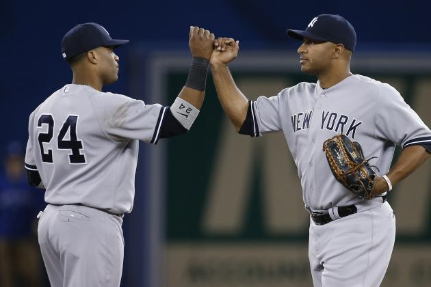 Yankees: Biggest Winners and Losers so Far This Season