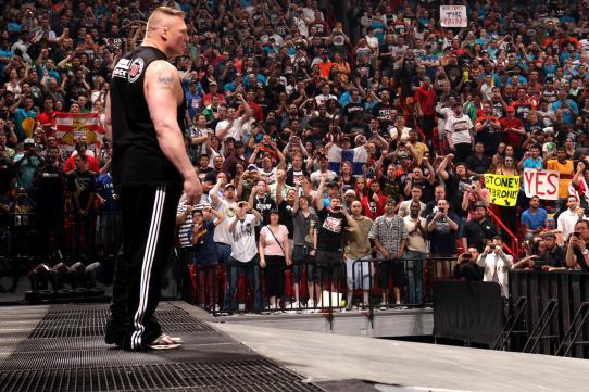 WWE Extreme Rules 2013 Results: Brock Lesnar, Cena-Ryback and 5 Things I Loved