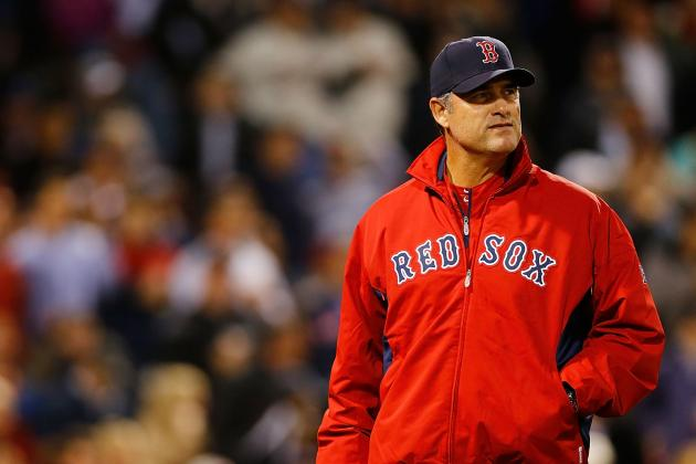 1st-Quarter Managerial Grades for Red Sox's John Farrell