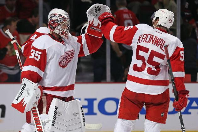 5 Biggest Takeaways from Start of Detroit Red Wings' 2nd-Round Playoff Series