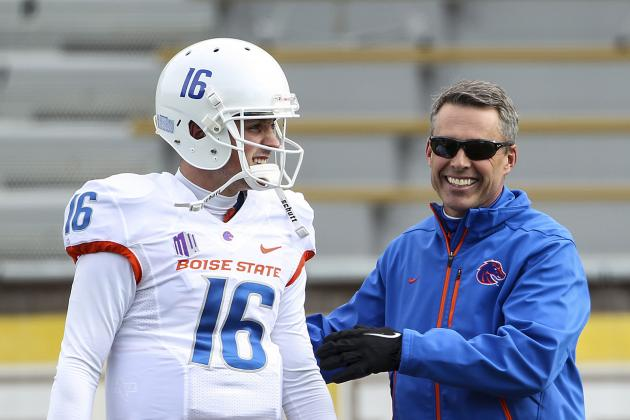 Coach Chris Petersen's 3 Biggest Challenges for the Boise State Broncos in 2013