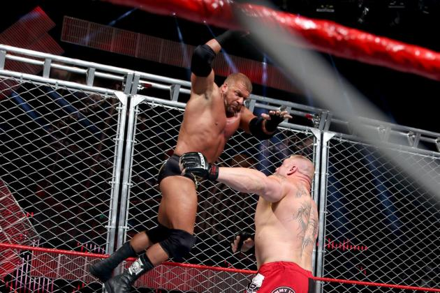 WWE Extreme Rules 2013 Results: The Good, the Great and the Awesome