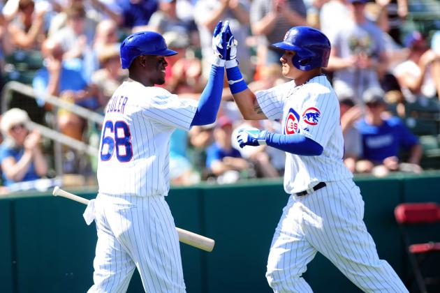 Stock Up, Stock Down for Chicago Cubs' Top 10 Prospects for Week 7