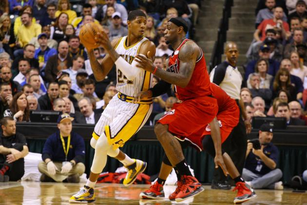 Game Predictions for the Indiana Pacers vs. Miami Heat Eastern Conference Finals