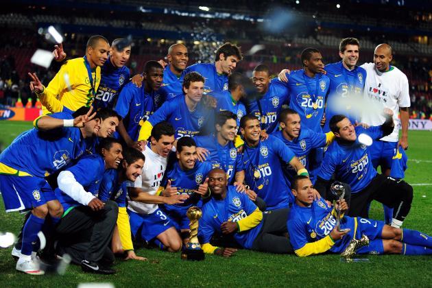 Confederations Cup 2013: Ranking the 8 Teams