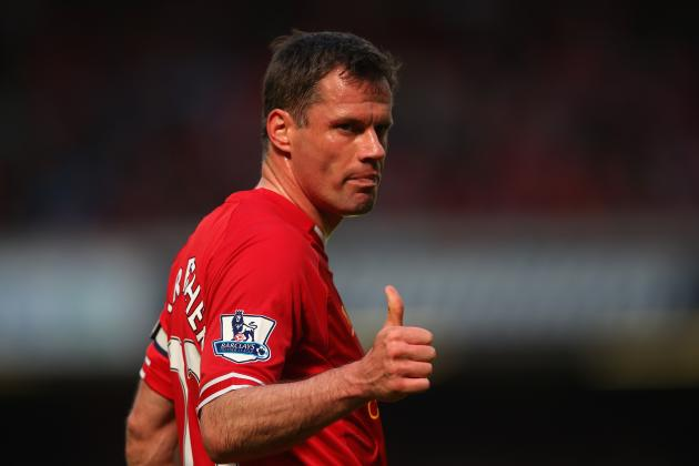 Jamie Carragher: 10 Reasons to Love the Retired Liverpool Star