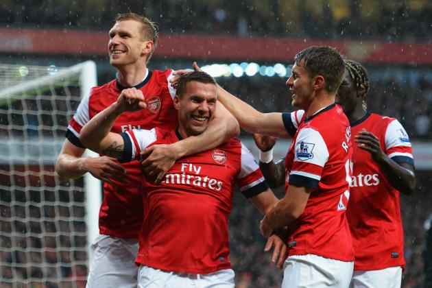 Arsenal 2012-13 Review and End-of-Season Awards