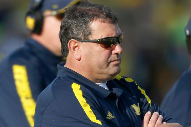 Coach Hoke's 4 Biggest Challenges for Michigan in 2013
